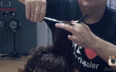 Como conseguir un cabello rizado sin frizz