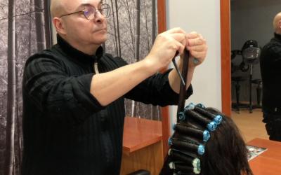 Como hacer una permanente en cabellos teñidos Paso a paso