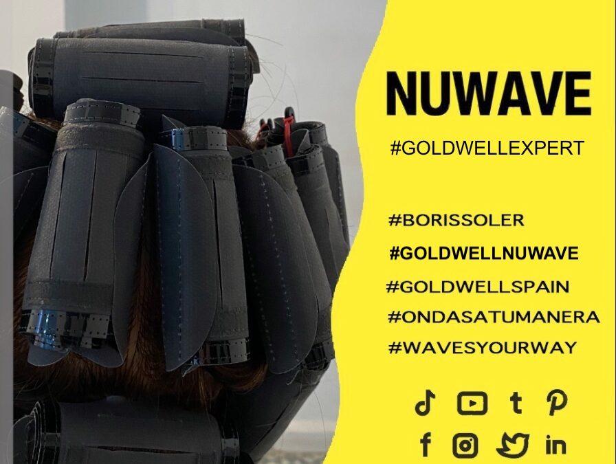 Como hacer unas ondas Naturales – Nuwave
